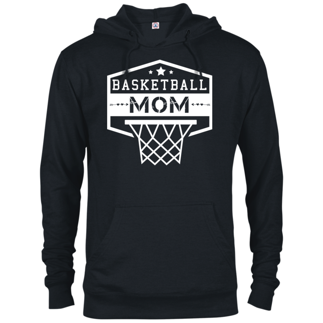 Basketball Mom Hoodie Sweatshirt