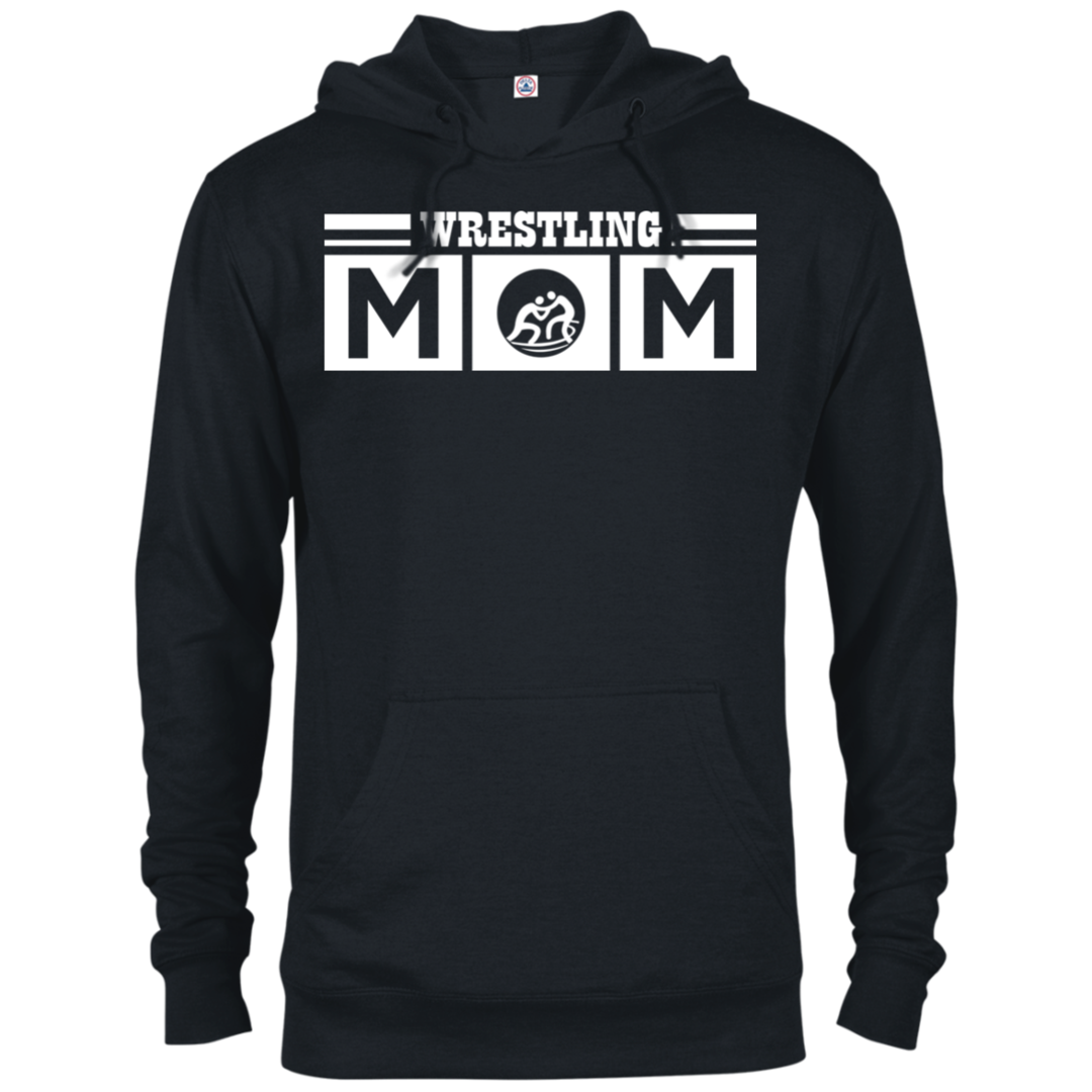 Wrestling Mom Hoodie Sweatshirt